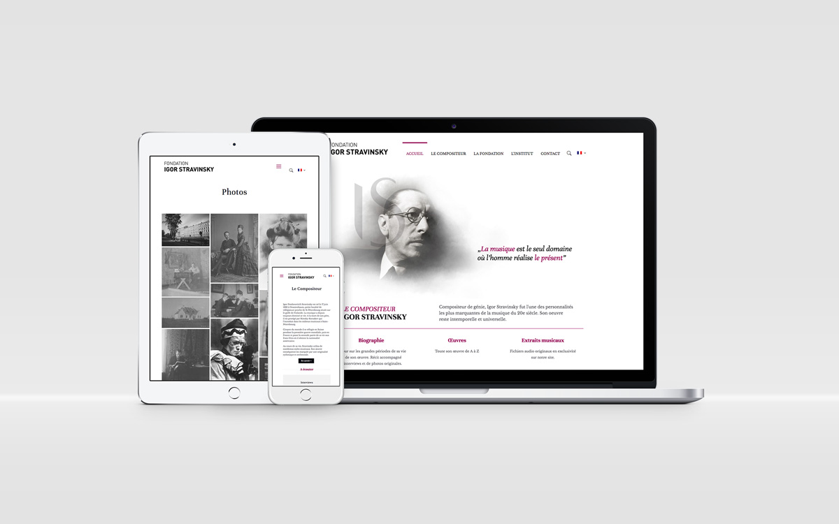 Fondation Igor Stravinsky